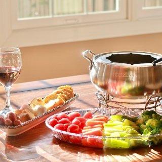 🧀️起司小火锅|享受冬季里暖暖的小时光