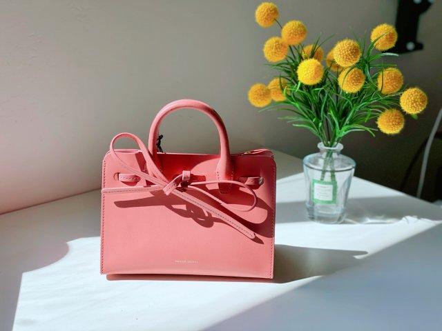 那些年我乱买的粉色包包之MG mi...
