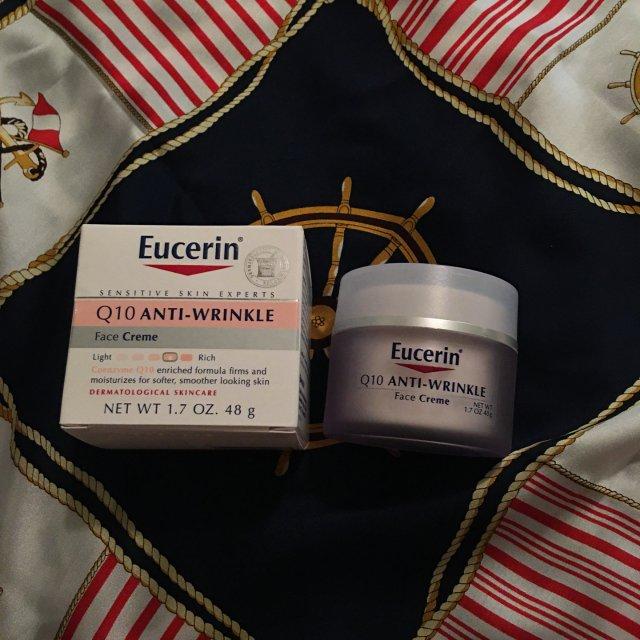 Eucerin 优色林Q10抗皱保湿面霜