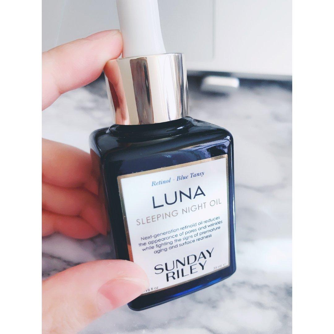 ADDon 再收一瓶luna oil