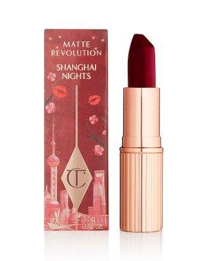 Charlotte Tilbury Shanghai Nights Matte Lipstick
