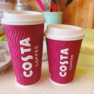 Costa 免费喝?50p一杯...