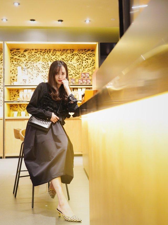 川久保玲CDG女孩穿搭   东京购物攻略