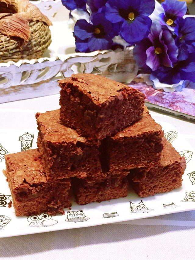 美食|牛油果布朗尼蛋糕🥑