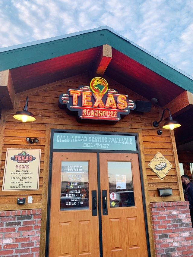 Texas Roadhouse- ...