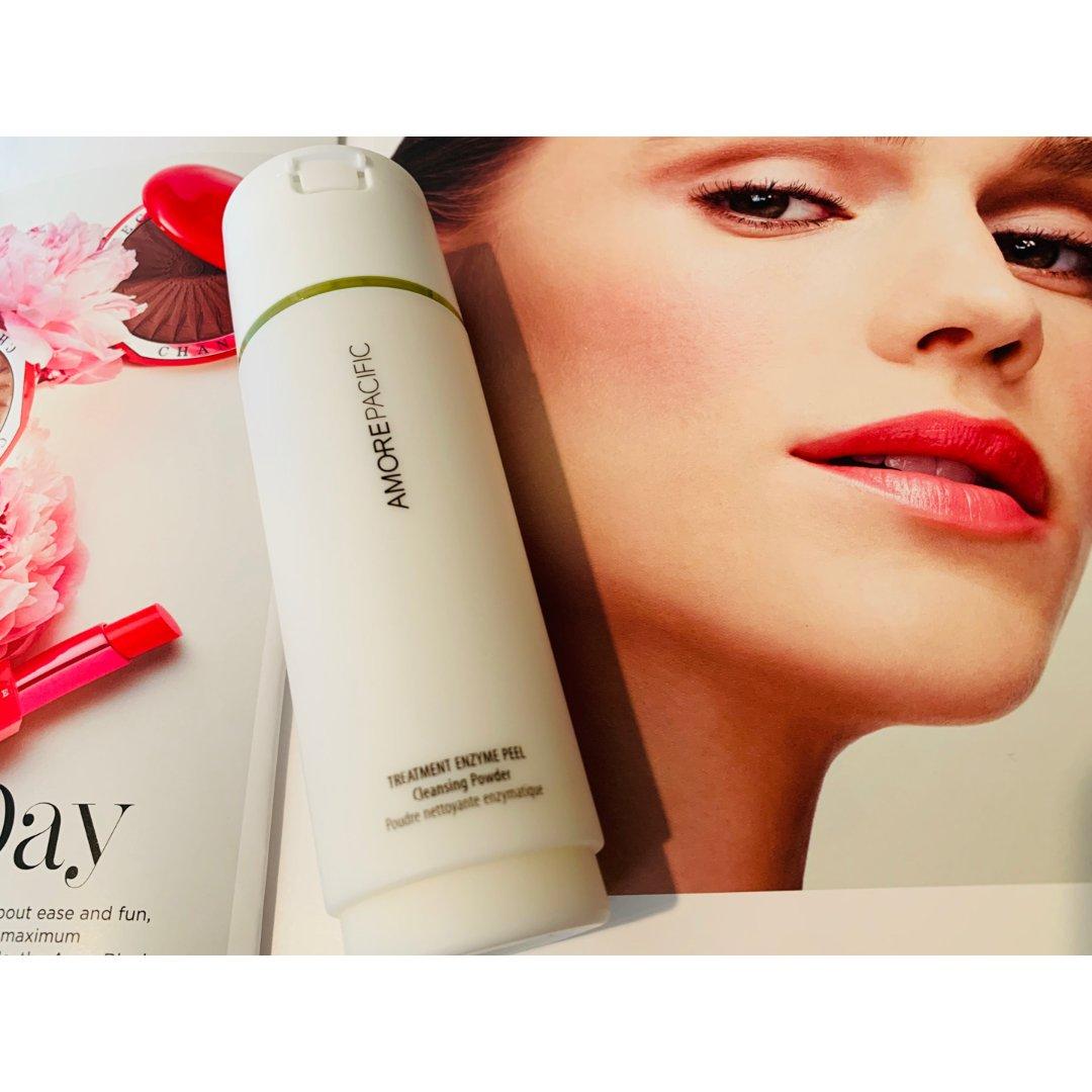 購物分享|愛茉莉去角質潔顏粉