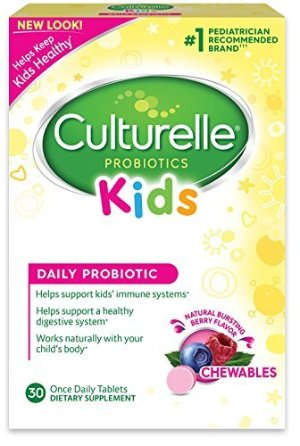 Amazon.com: Culturelle Kids Packets Daily Probiotic Formula, One Per Day Dietary Supplement, Contains 100% Naturally Sourced Lactobacillus GG –The Most Clinically Studied Probiotic†, 30 Count: Health & Personal Care