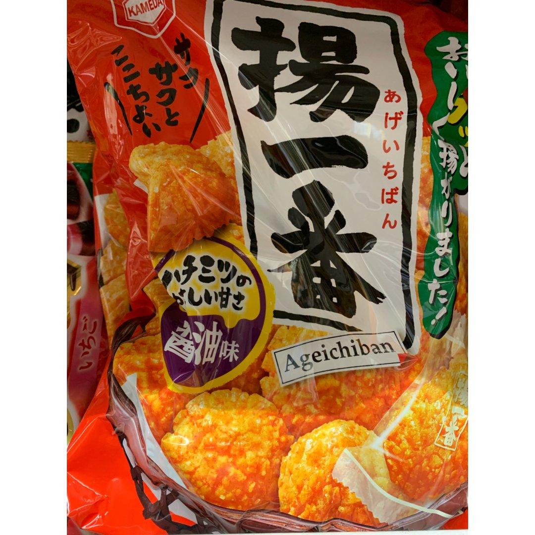 日本超市买什么:薯片