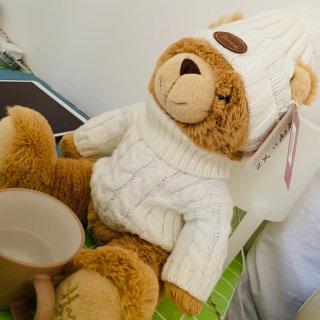 😍第一次中奖:Harrods圣诞小熊,感...