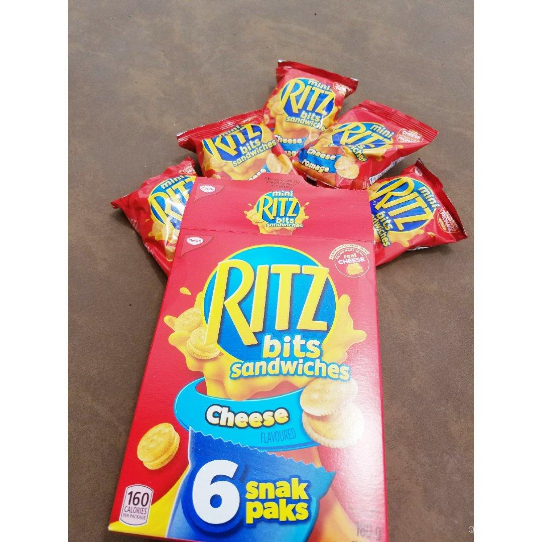 Ritz芝士小饼干