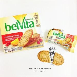 蓝莓早餐饼干 12 包装