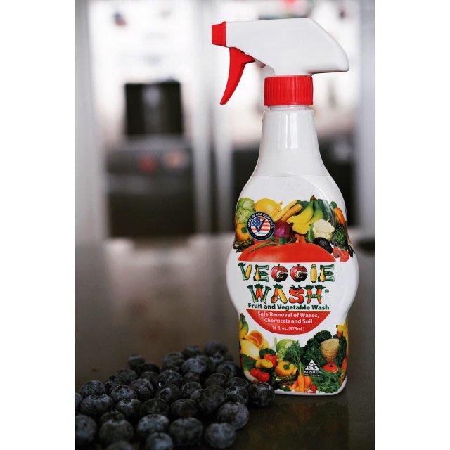 两款非常好用的果蔬清洁剂