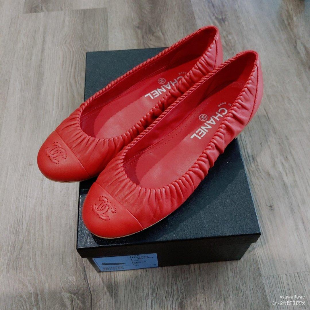 擺攤🌟香奈奈娃娃鞋😍