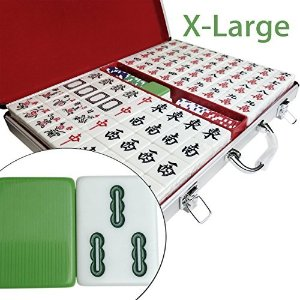 Amazon.com: YMI Professional Chinese Mahjong Game Set - Standard: Toys & Games