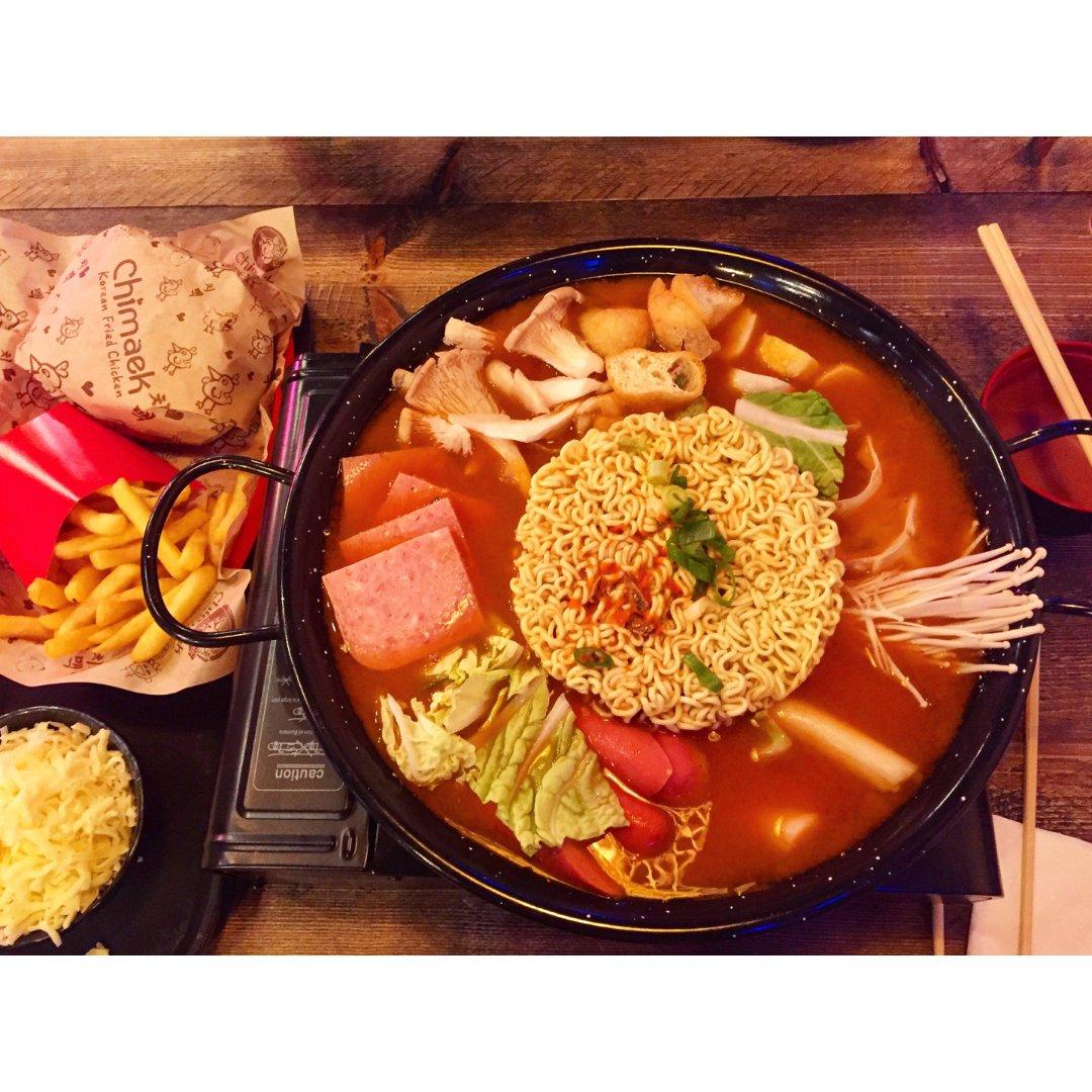曼城Chimaek✨韩国炸鸡店🍗