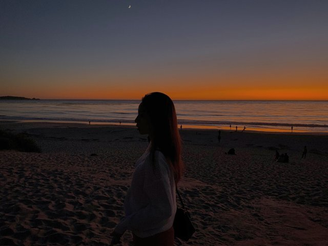 Carmel|🌄超美日落✔️