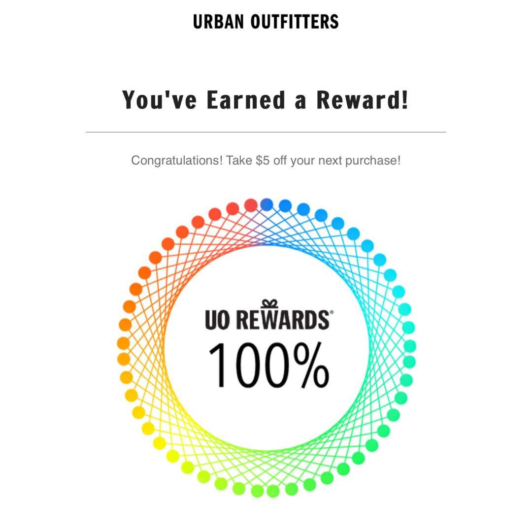 第一次完成了uo reward