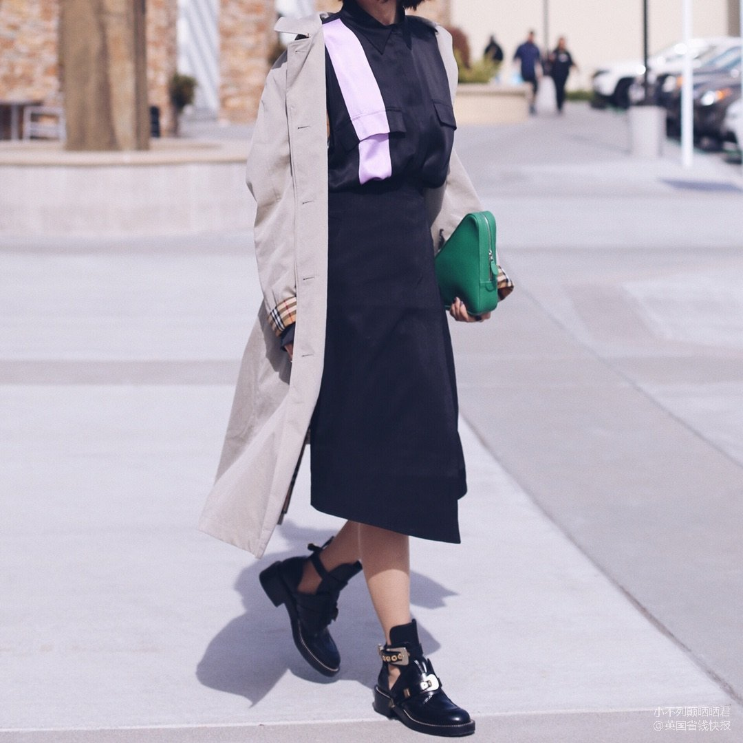Burberry 巴宝莉,Topshop,H&M,Balenciaga 巴黎世家,Balenciaga 巴黎世家