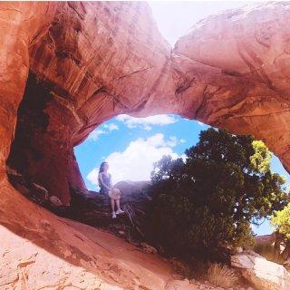 拱门国家公园Arches Nationa...