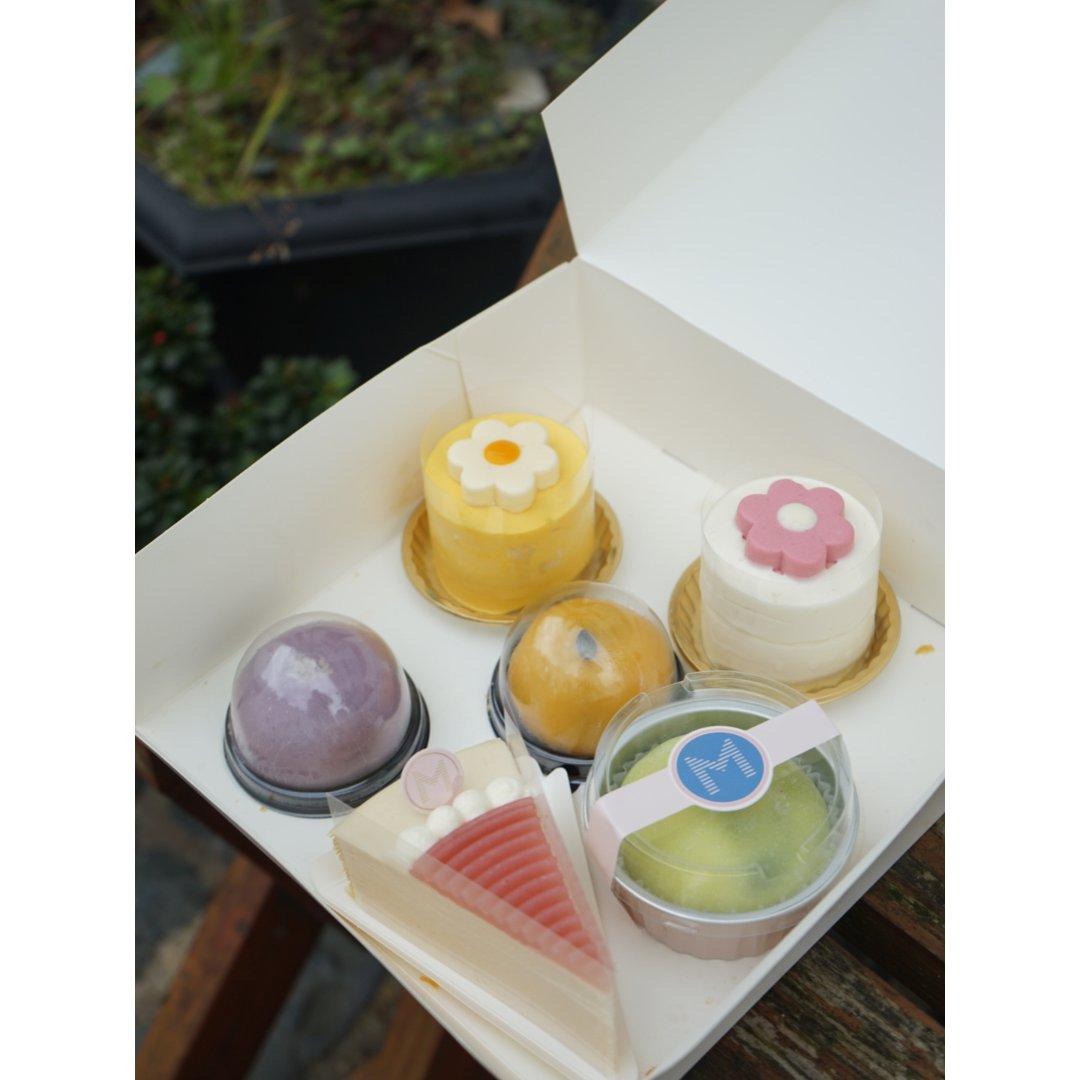 伦敦美食|带着可爱小蛋糕,去公园野餐吧...
