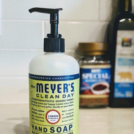 #居家清洁好物——Meyer's洗手液#