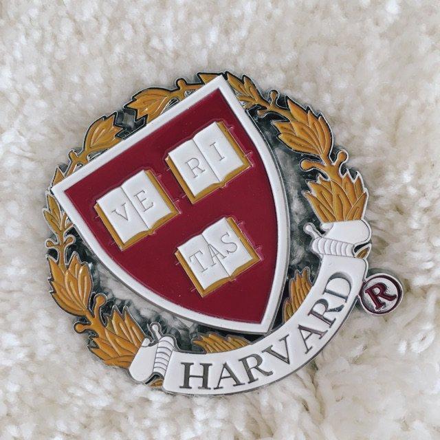 没有集冰箱贴的习惯,不过去哈佛的时...