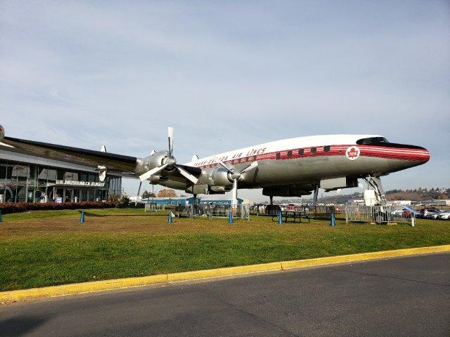 西雅图波音飞行博物馆