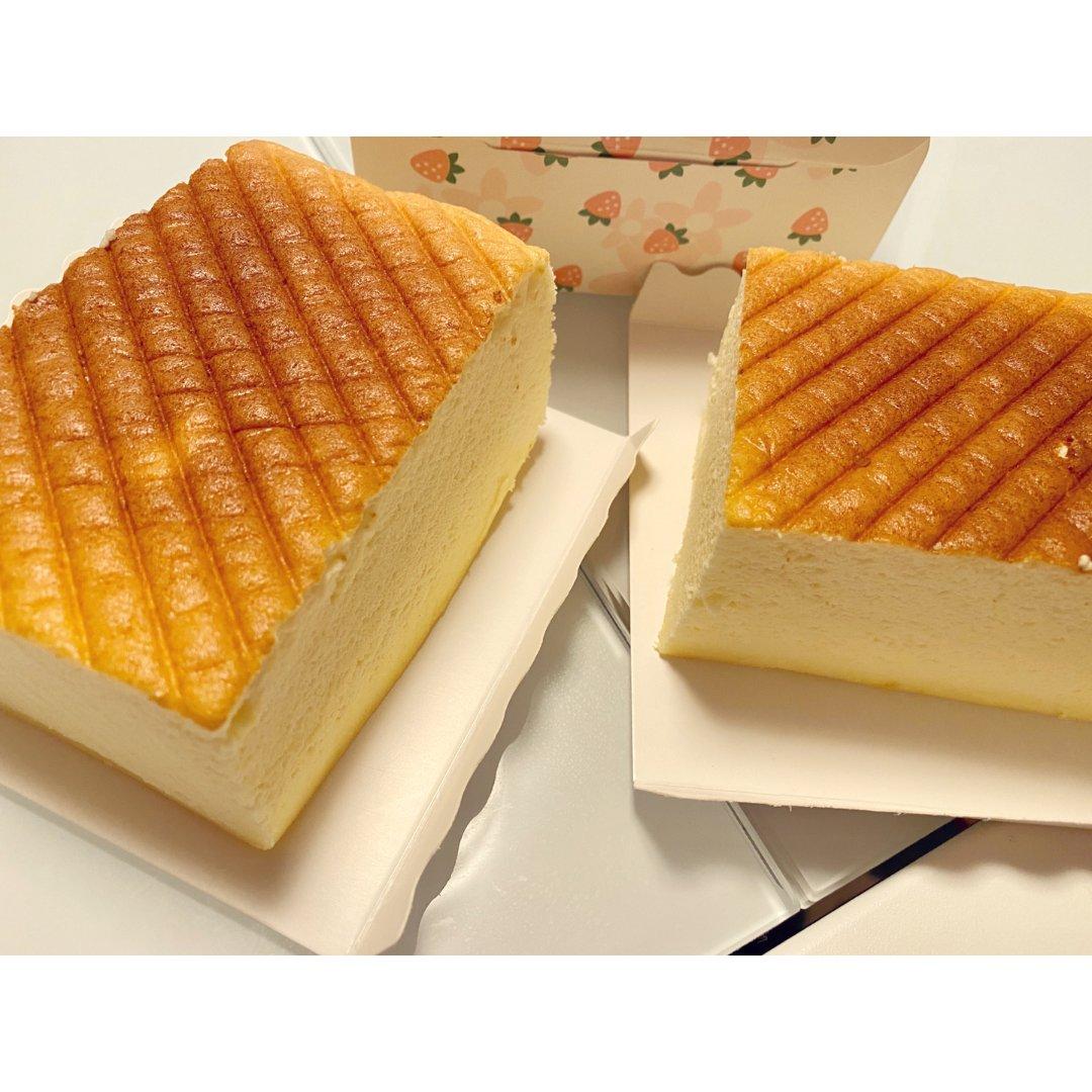 下午茶摊|日式乳酪蛋糕