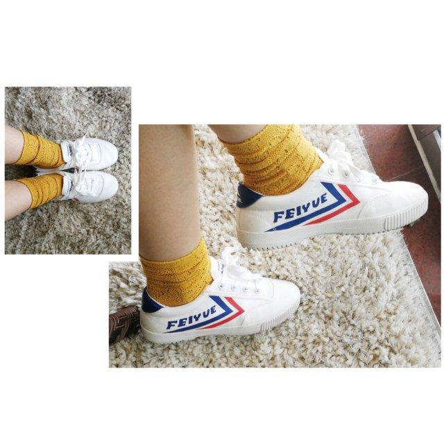 2️⃣3️⃣ | 【飞跃】小白鞋 ...
