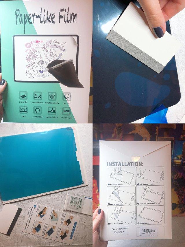 Ipad 类纸膜 | 学习之路上的好物