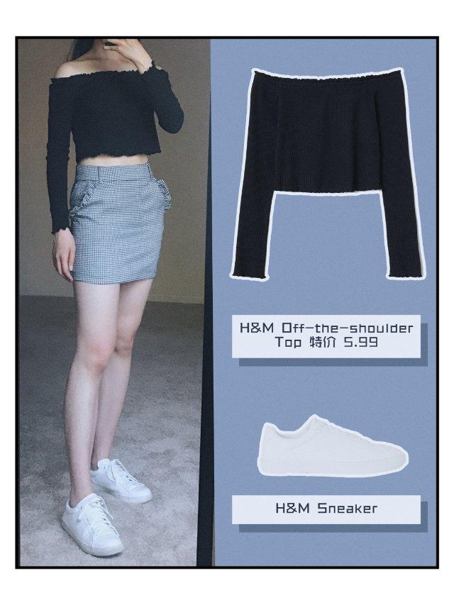 H&M特价收获|真白菜价衣服|休闲...
