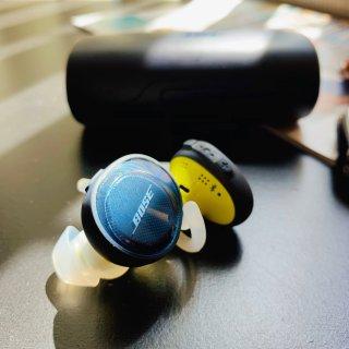 """运动中随身携带的""""演奏会"""":Bose无线..."""