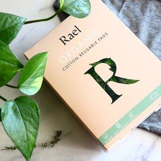 微众测 RAEL 可重复使用有机棉环保卫...
