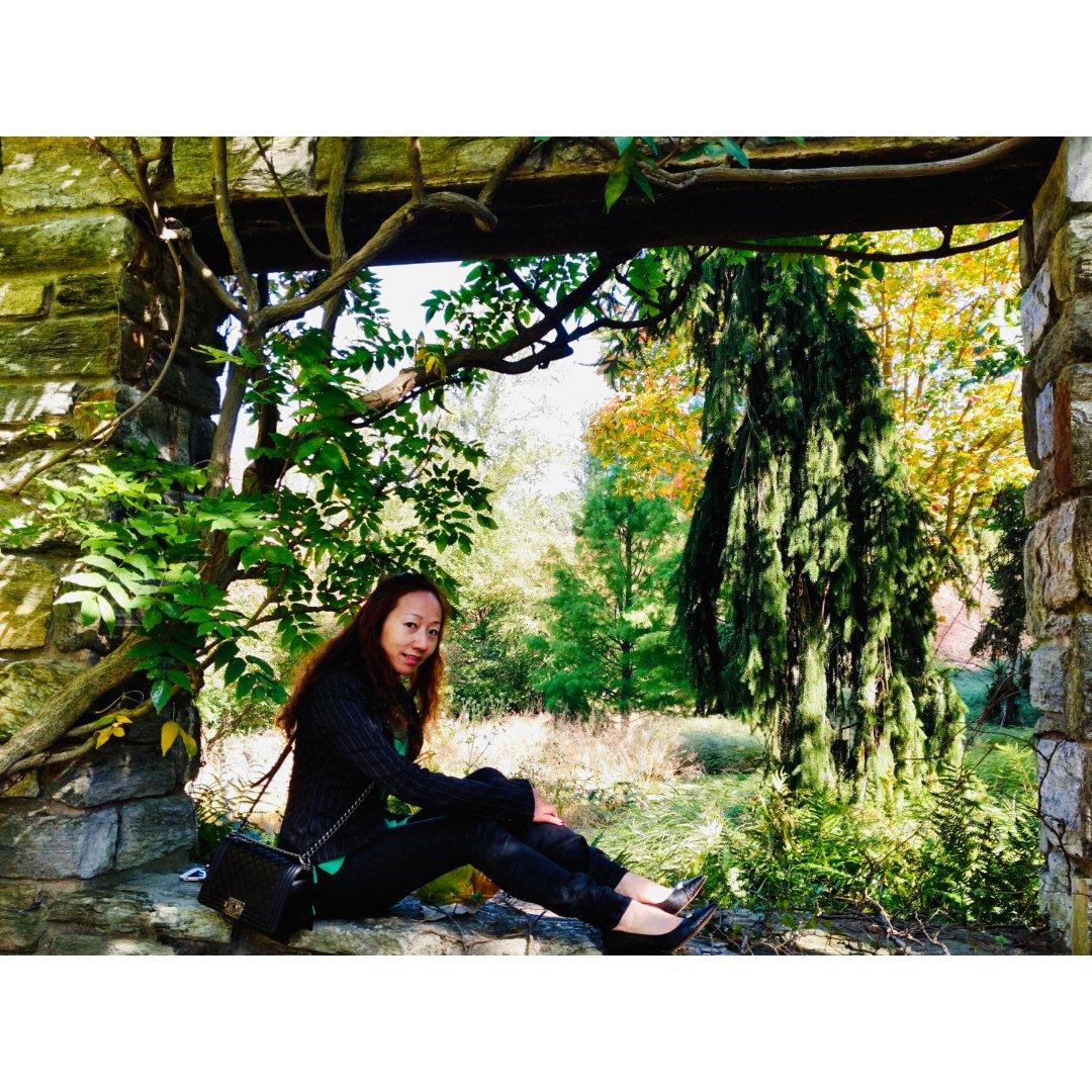 小众景点|费郊的遗珠,尚蒂纳花园