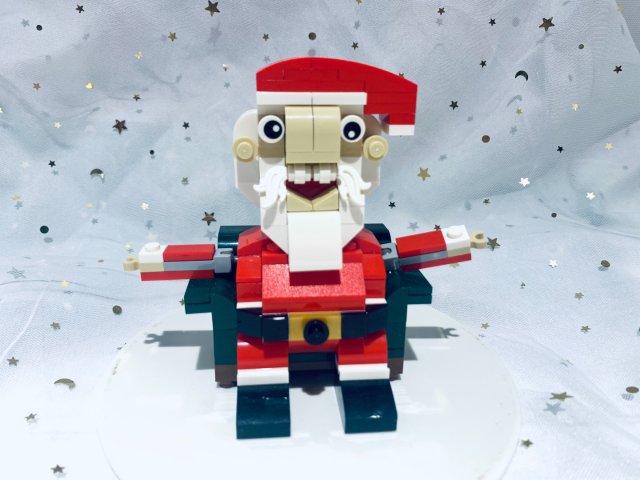 Lego 2018 圣诞老人🎅