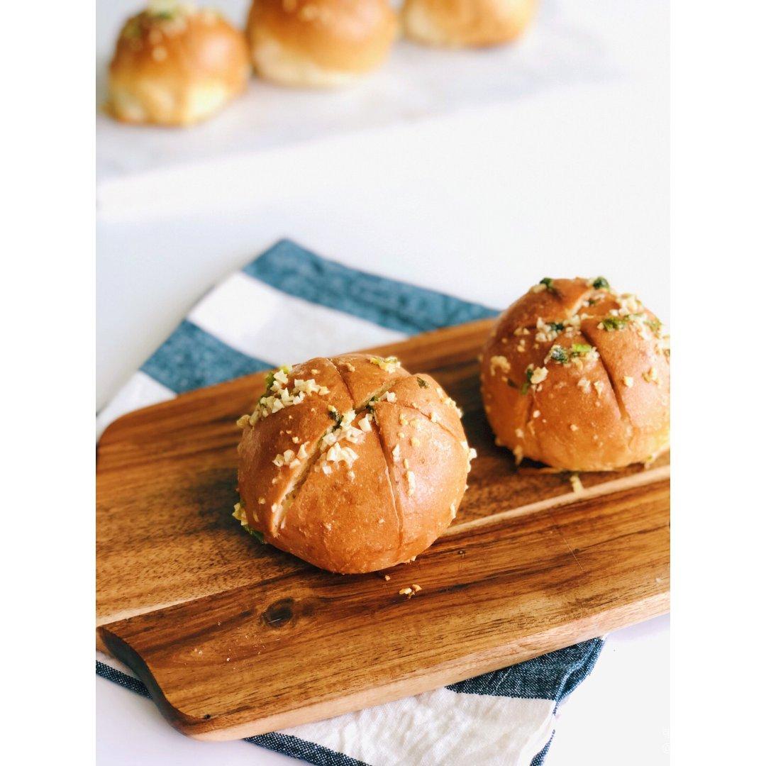 韩国蒜香乳酪面包🍞