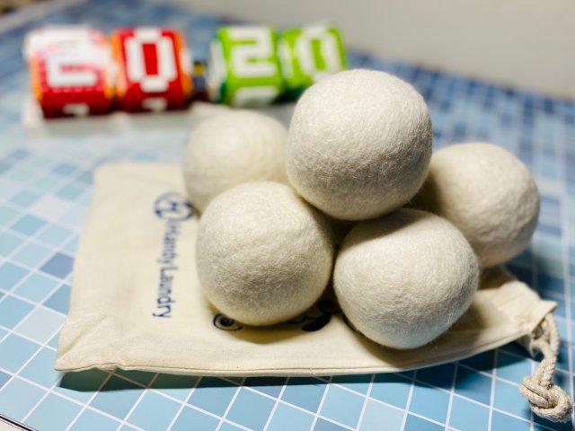 晒货区种的草·羊毛烘干球