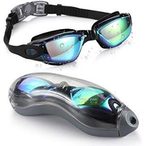 $6.99Only U抗UV防紫外线防雾泳镜 限时优惠