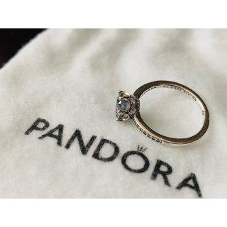 服饰|Pandora银戒指💍...