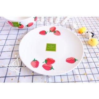 kate spade 草莓碗&草莓碟...