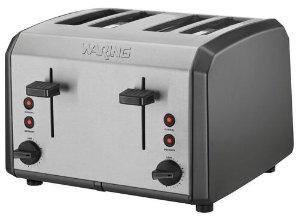 $19.99Waring Pro 四片式烤面包机多士炉