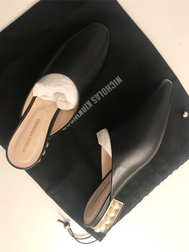 今年最爱鞋——Nicholas K...