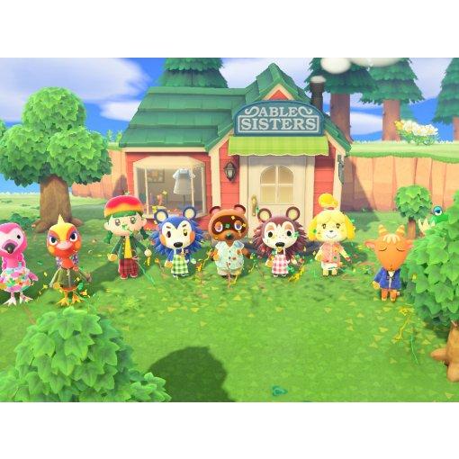 感谢动物森友会这个游戏陪我度过宅家时光
