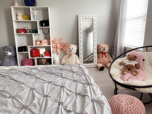卧室大搜查,最美的角度