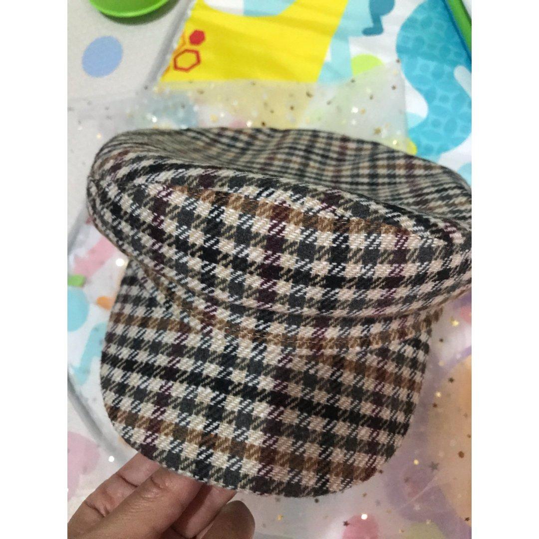 冬天搭配好物 zara帽子