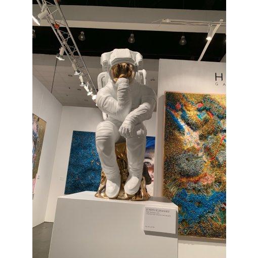 推荐一个好展览 - LA art show 每年必去