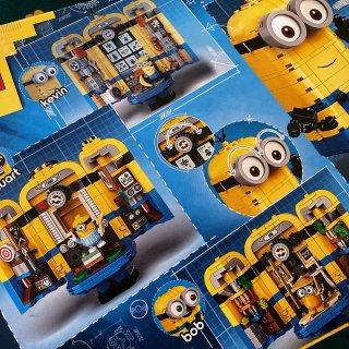 【Lego 75551】丨萌到失声尖叫的...