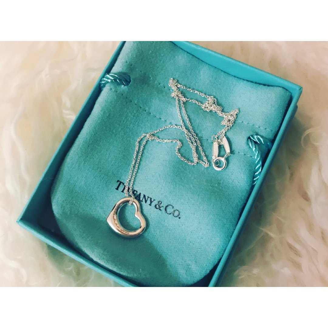 Tiffany空心项链