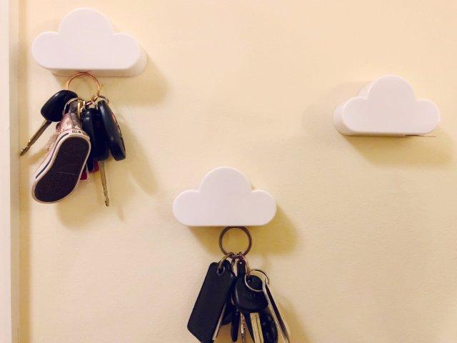 家居好物分享·磁力钥匙收纳