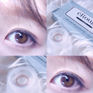 Evercolor 美瞳日记 第4天...